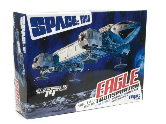Espace 1999 1/72 Echelle Aigle Tout Neuf Kit De MPC / Rond 2 35.6cm MPC913