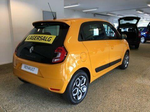 Renault Twingo 1,0 SCe 75 Zen - billede 1