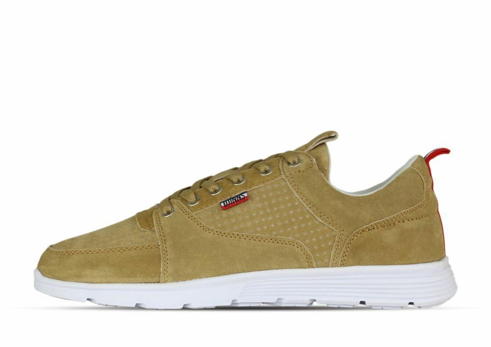 Djinns Forlow Light B-Player WHEAT - Turnschuhe - Herren - braun +NEU+