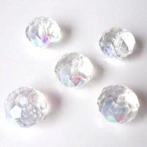 Brand-New-32PCS-8mm-swarovski-crystal-5040-Rondelle-Beads