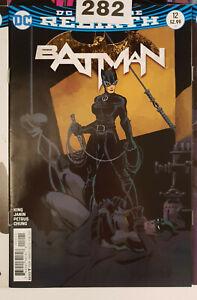 Batman-Rebirth-12-Tim-Sale-Variant-VF-NM-1st-Print-DC-Vol-3-Tom-King-2016