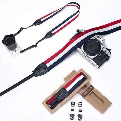 Canon EOS DSLR Camera Replacement Adjustable Shoulder Neck Strap for EOS 50D