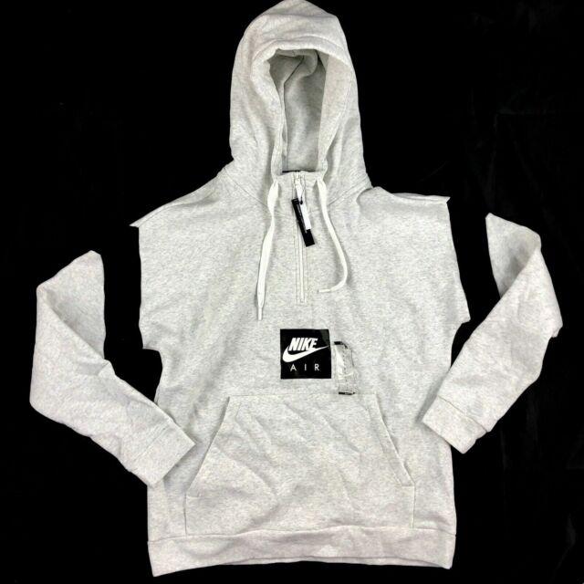 Adidas Postgame Fleece Half Zip Men/'s Hoodie Sweatshirt Black White BR3406