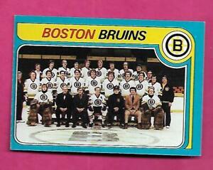 1979-80-TOPPS-245-BRUINS-UNMARKED-TEAM-CHECKLIST-EX-MT-CARD-INV-C2777