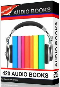 Audio-books-Collection-of-420-LibriVox-Recordings-DOWNLOAD