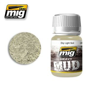 Ammo-of-Mig-A-MIG-1700-Dry-Light-Soil-Heavy-MUD-Enamel-35ml