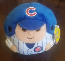 Chicago Cubs Ty Beanie Ballz Official MLB Product 2016