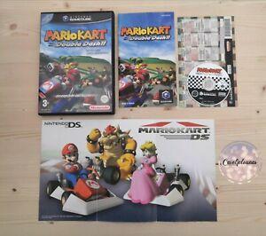 Mario Kart Double Dash Jeu Nintendo Gamecube Game Cube Avec Notice Point Vip Pal