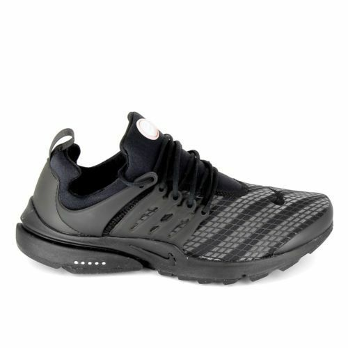 wholesale dealer 267e4 1a94c Nike Air Presto Low Utility Mens Sneaker Black Size UK 6 EUR 40 S25 for  sale online  eBay