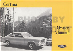 1972 ford cortina owners manual original oem canadian owner user rh ebay co uk Ford Anglia Ford Cortina GT