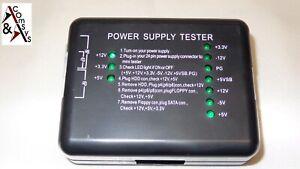 Netzteiltester-PC-Netzteil-Tester-Power-Supply-PSU-ATX-SATA-IDE-HDD-Testgerat