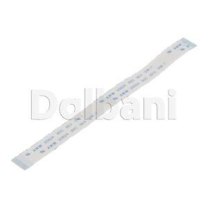 White-Flex-Cable-FFC-Flat-Flexible-Ribbon-0-5-Pitch-18-Pin-120-mm-Type-A
