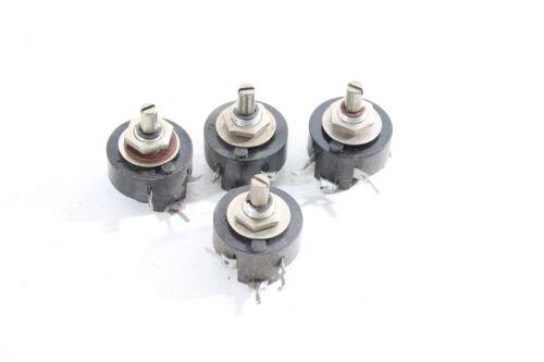 1 x potenciómetro 1k 50,5 W drehpotentiometer interruptor RDA Vintage