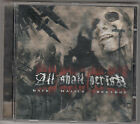 ALL SHALL PERISH - hate malice revenge CD
