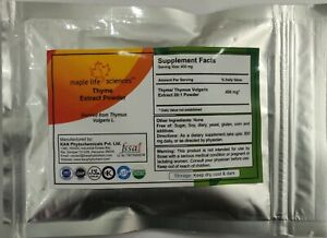 Thyme-Extract-20-1-Thymol-No-Fillers-Pure-amp-High-Quality-Extract-Powder