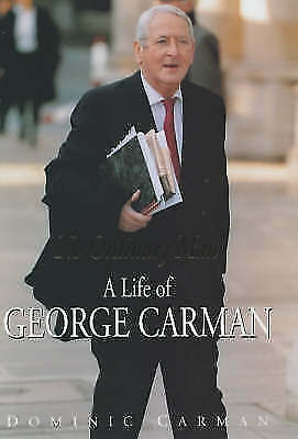 1 of 1 - No Ordinary Man: A Life of George Carman, Carman, Dominic, Good Used  Book