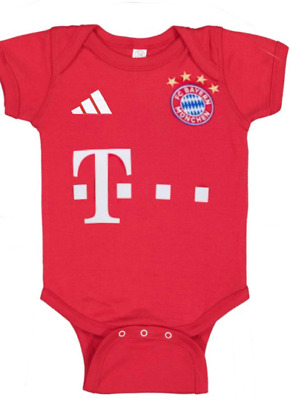 FC Bayern M/ünchen Baby Overall Jumpsuit