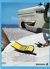 BELLEU997-PUBBLICITA'/ADVERTISING-1997- ERICSSON GF 768
