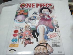 ONE PIECE Pirate Character Bento Lunch BOOK Luffy Anime Japan Eiichiro Oda