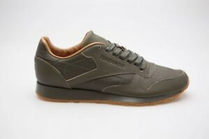 e7a1312cf3bc1  149.99 Reebok x Kendrick Lamar Men Classic Leather Lux olive olive ...