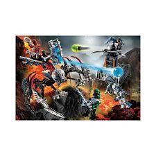 LEGO SET 8892 - BIONICLE PIRAKA OUTPOST, COMPLETE