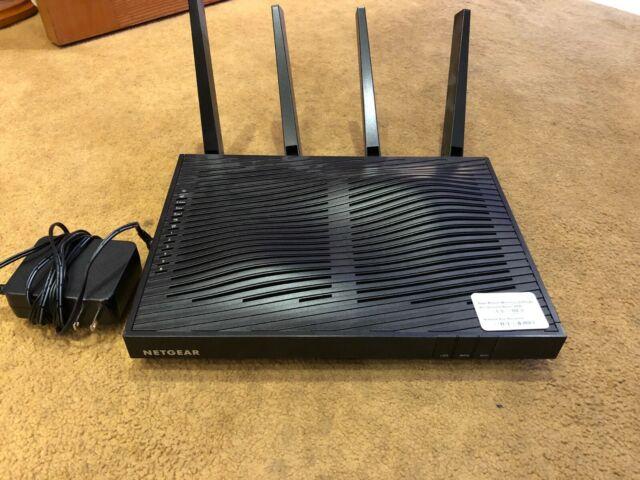 NETGEAR Nighthawk X8 AC5300 Tri-Band Smart WiFi Router (R8500)