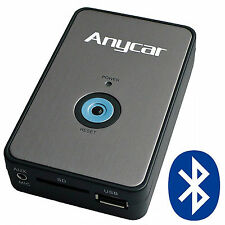 USB SD adaptador Bluetooth Alpine Ai-Net CDA TDA 9812 manos libres mp3