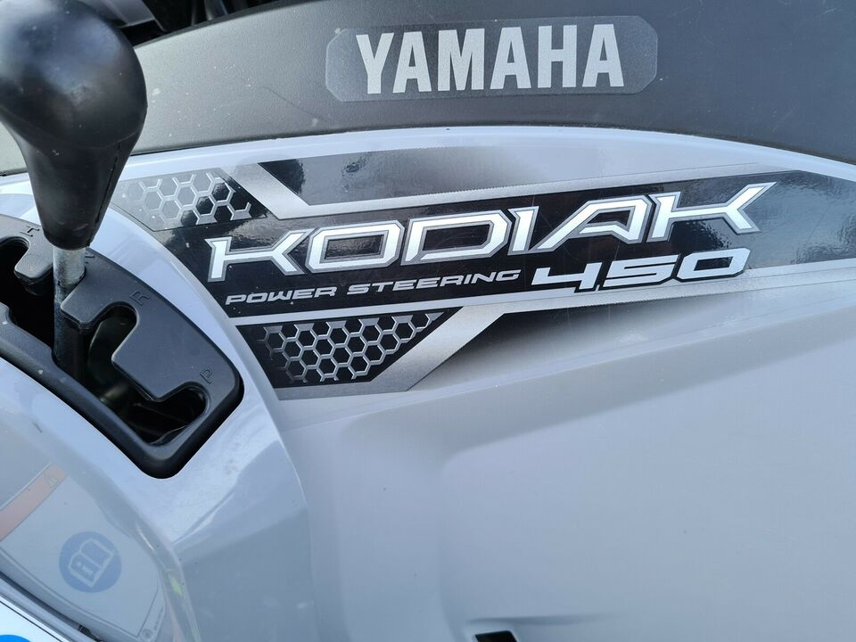 Yamaha, 2018, 450 ccm
