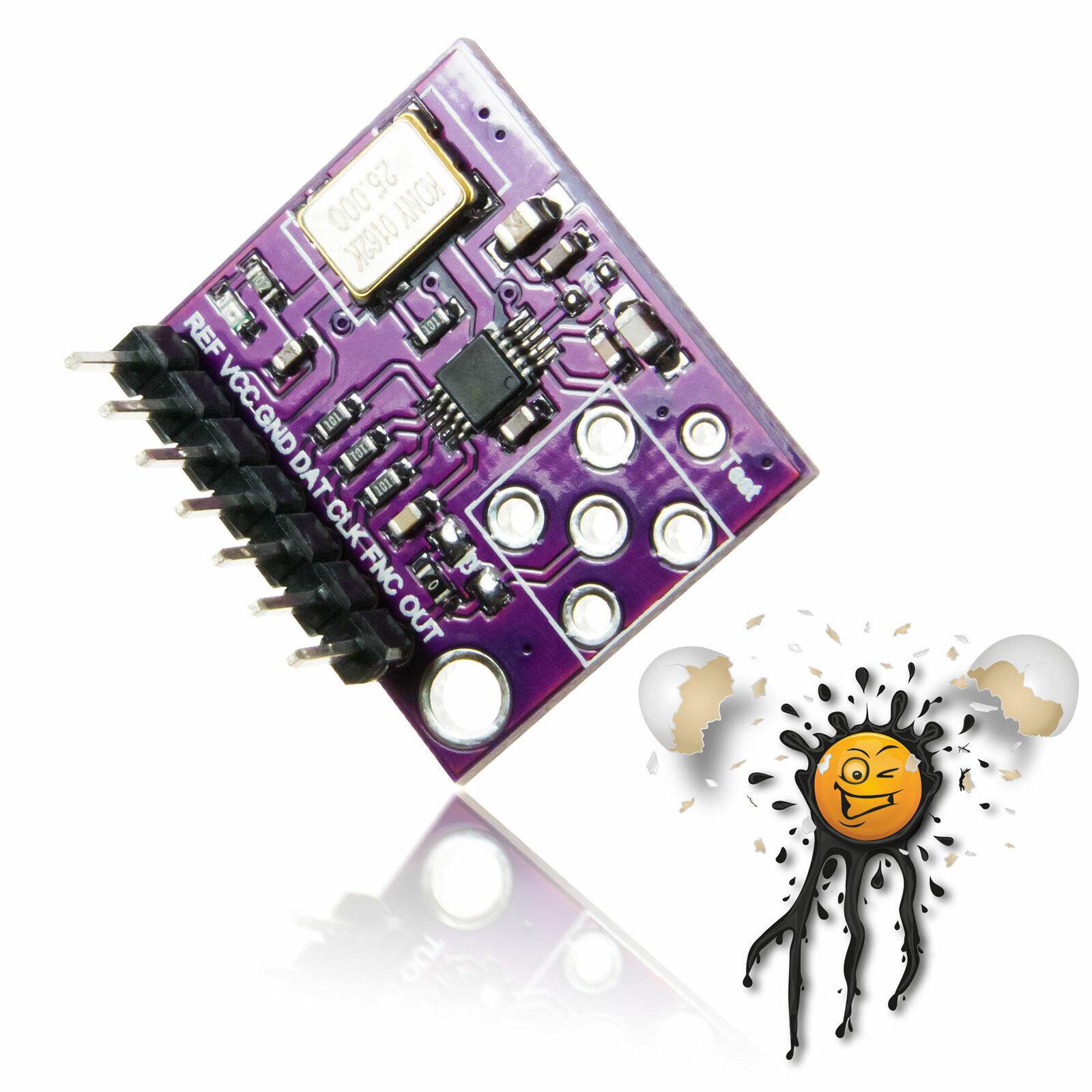 CJMCU-9833 Signal- Frequenz- Generator AD9833 SPI 0-12,5 MHz