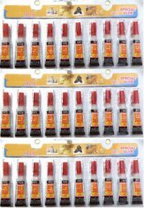 30-Tubes-of-Super-Glue-039-Cyanoacrylate-Adhesive-039-FREE-SHIPPING-USA-SELLER
