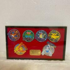 Pokemon Center Original Online Limited gym badge collection Complete Set Sinnoh