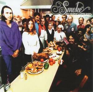 SMOKE - AT GEORGE'S COFFEE SHOP (1969/2012) Psychdelic Rock CD Jewel Case+GIFT