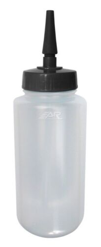 A/&R Sports Quart-Plus Water Bottle with Extended Tip Cap Clear
