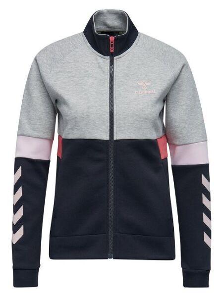 HUMMEL Medusa ZIP Jacket Farbe Grey/Melange Größen XS, M, L