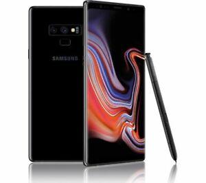 SAMSUNG-GALAXY-NOTE-9-SM-N960-128GB-ORIGINAL-LIBRE-NEGRO-CAJA-ACCESORIOS