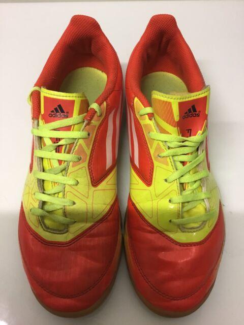 Adidas F50 Indoor Football / Soccer Shoes US 8