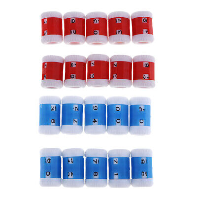 10pcs Knit Counter Knitting Crochet Stitch Marker Row Counter for DIY Craft