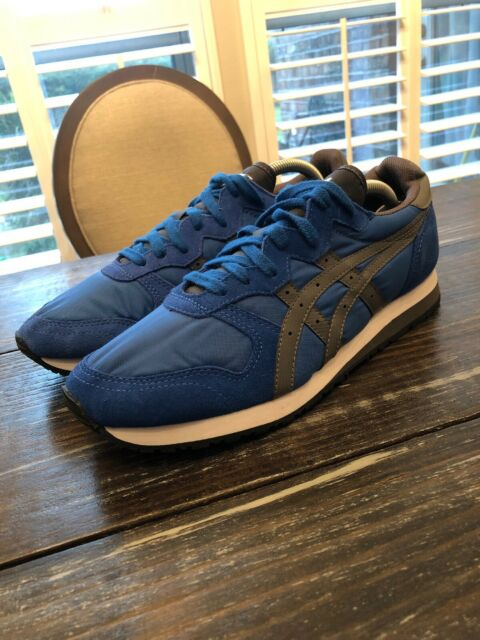 low priced 5ac88 363b6 Asics Onitsuka Tiger OC Runner Blue Grey Colorway D549L Athletic Mens Size  10