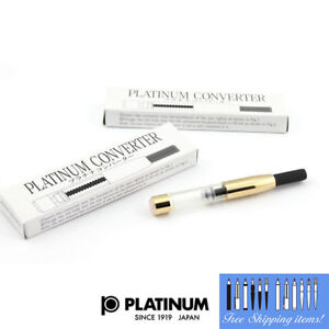 Platinum-Ink-Converter-Fountain-Pen-PLAT500-0-53cc-Made-In-Japan-NEW
