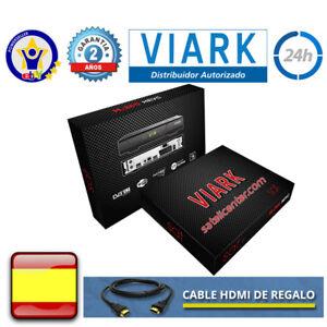 RECEPTOR-DECODIFICADOR-VIARK-SAT-NUEVO-VUGA-SAT-REGALO-CABLE-HDMII