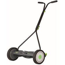 "Earthwise Lawn Mower (16"") 7-Blade Push Reel Lawn Mower"