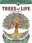 Creative Haven Trees of Life Coloring Book by Cari Buziak (2017, Paperback)