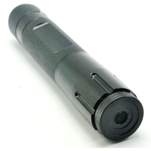 Wasserdichte fokussierbare 808nm IR Laser Pointer Torch Taschenlampe