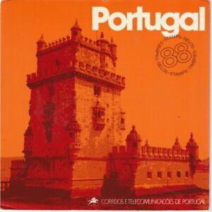 1988-Portugal-Portugal-Annee-de-Soli-Commemoratifs-en-Livre-Officiel-27-Val