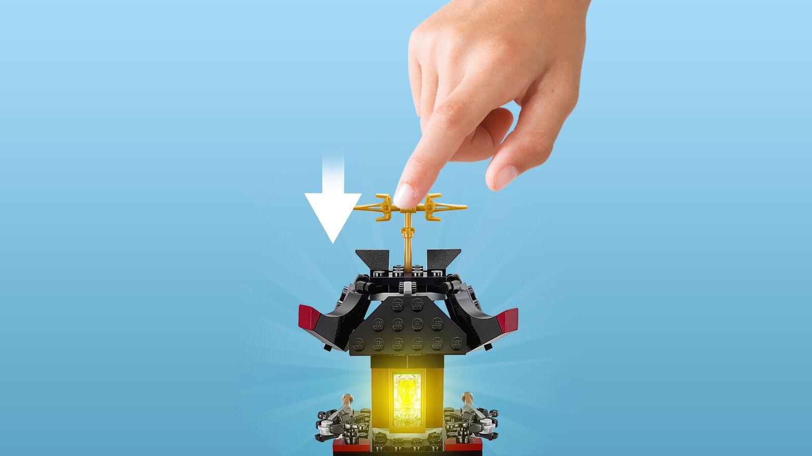 LEGO® NINJAGO™ NINJAGO™ NINJAGO™ 70594 Die Leuchtturmbelagerung NEU OVP_ The Lighthouse Siege NEW 48b68a