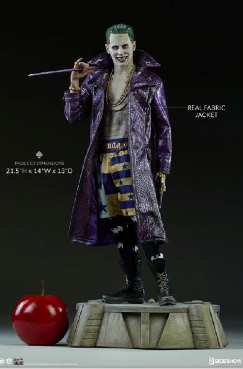 Dc Suicide Squad The Joker Premium Format cifra Sidemostrare  300657  negozio fa acquisti e vendite