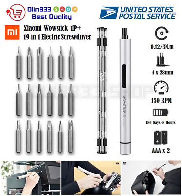 19 in 1 Electric Screw Driver Set Cordless Power Screwdriver Xiaomi Wowstick 1P