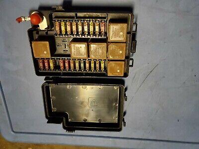 JAGUAR XK8 1997 1998 1999 2000 2001 2002 FRONT FUSE BOX ...