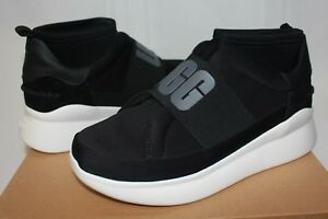 b5f1be367c4 Details about UGG Women's Neutra Black Sneaker New With Box!