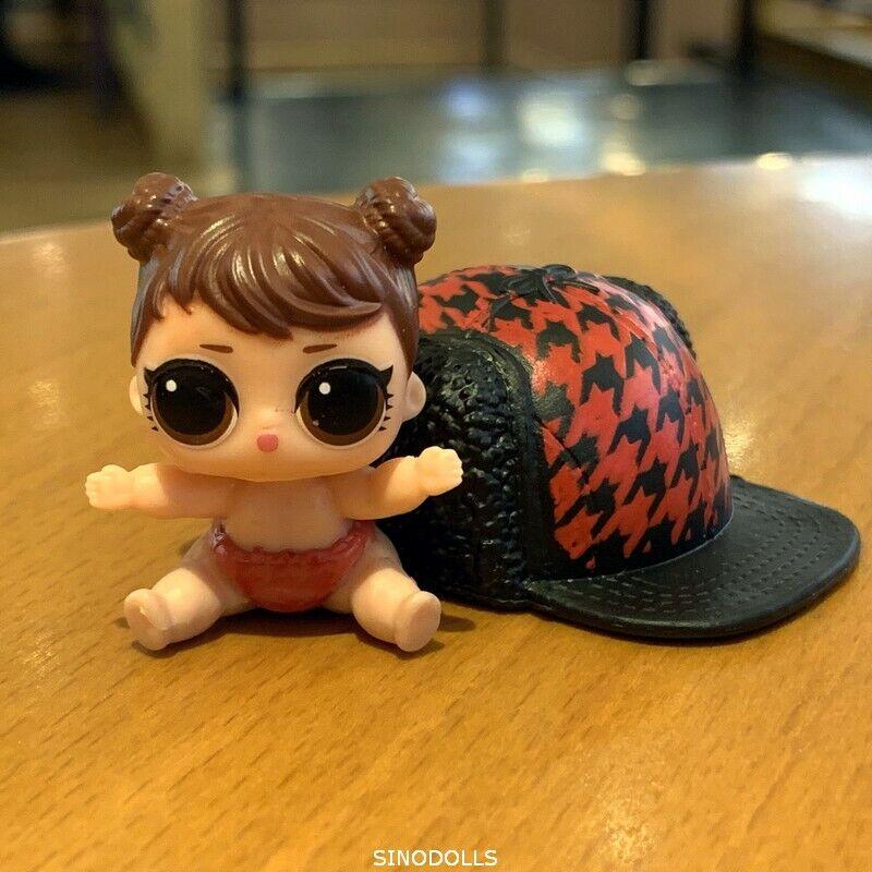 Pet Family Hip Hop Club Doll LOL Surprise Doll DJ Doll /& Lil Sister /& D.J.K.T
